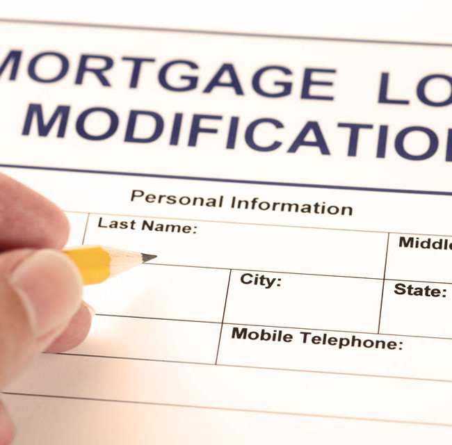 Mortgage modifications in bankruptcy at Law Offices of Brian Barta
