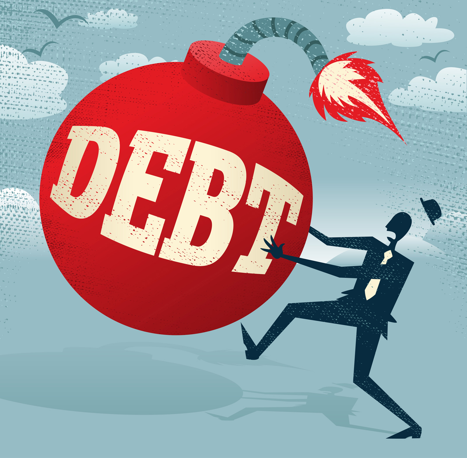Debt is an emergency and Brian Barta Law can help!