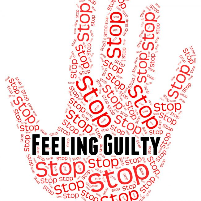 Stop feeling guilty about bankruptcy.